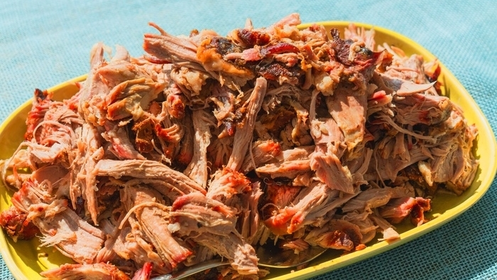 Pulled Pork with Paprika and Chilli Recipe